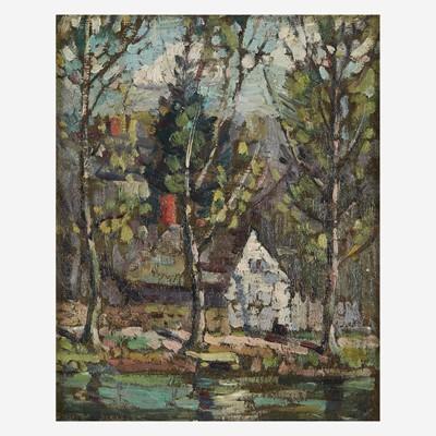 Lot 51 - Susette Inloes Schultz Keast (American, 1892–1932)