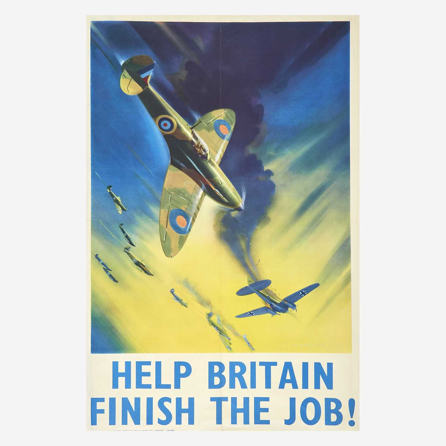 Lot 71 - [Posters]  [World War II]