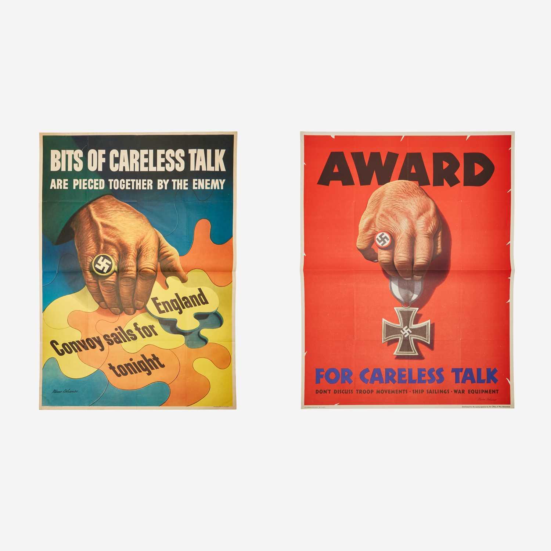 Lot 64 - [Posters] [World War II] Dohamos, Stevan