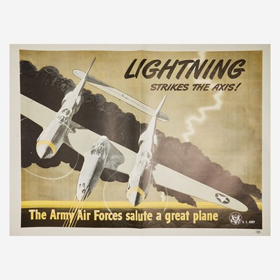 Lot 84 - [Posters] [World War II]