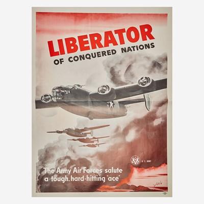Lot 84 - [Posters] [World War II]
