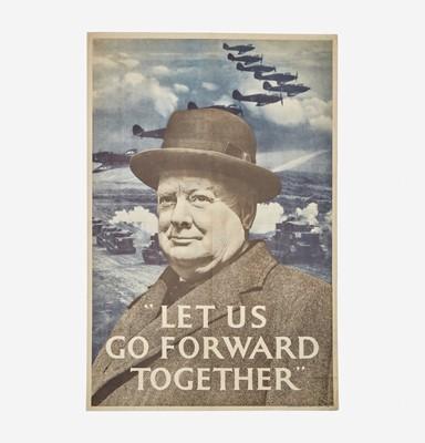 Lot 60 - [Posters] [World War II] [Churchill, Winston]