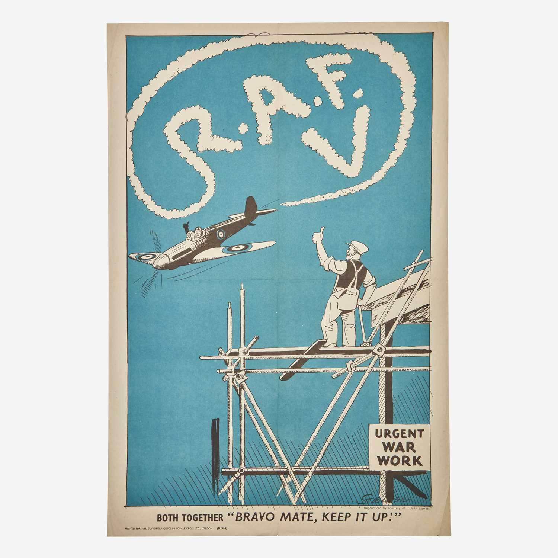 Lot 83 - [Posters] [World War II] Strube