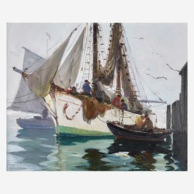 Lot 25 - Anthony Thieme (American, 1888–1954)