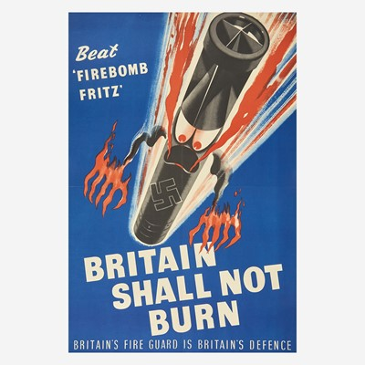 Lot 54 - [Posters] [World War II]
