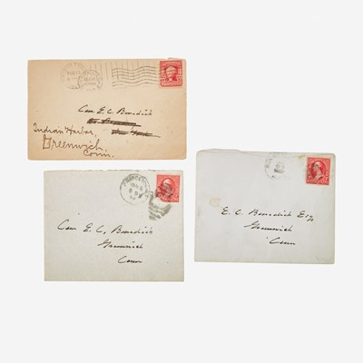 Lot 93 - [Presidential] Cleveland, Grover