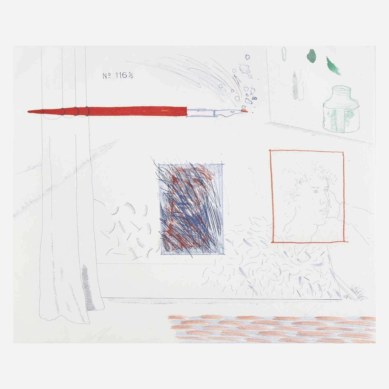 Lot 66 - David Hockney (British, B. 1937)