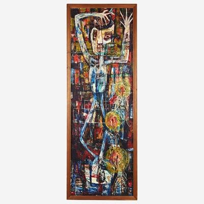 Lot 26 - Paul Keene (American, 1920-2009)