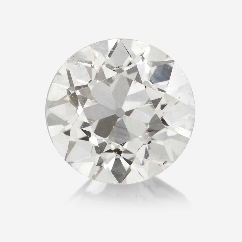 Lot 15 - An unmounted diamond