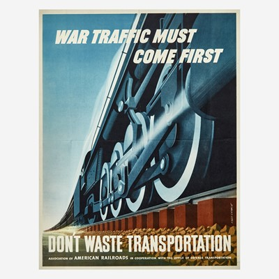 Lot 72 - [Posters] [World War II]