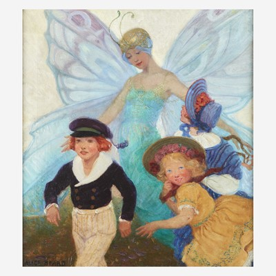 Lot 38 - Alice Beard (American, 1867-1949)