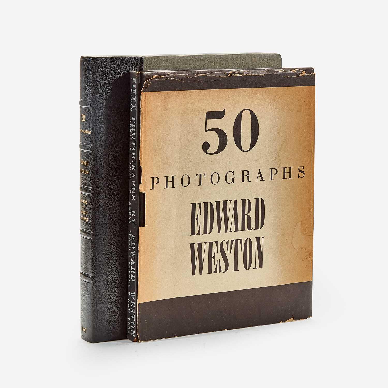 Lot 50 - [Photography] Weston, Edward