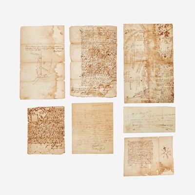 Lot 16 - [Autographs & Manuscripts] [Delaware]