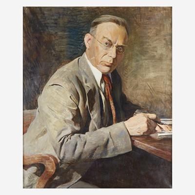 Lot 61 - Daniel Garber (American, 1880–1958)