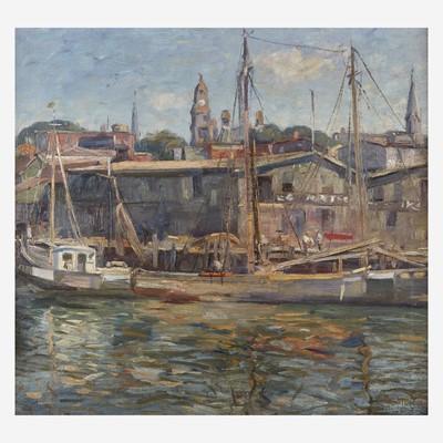 Lot 88 - Antonio Pietro Martino (American, 1902–1989)