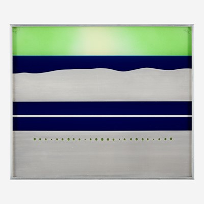 Lot 1 - Thomas Chimes (American, 1921-2009)