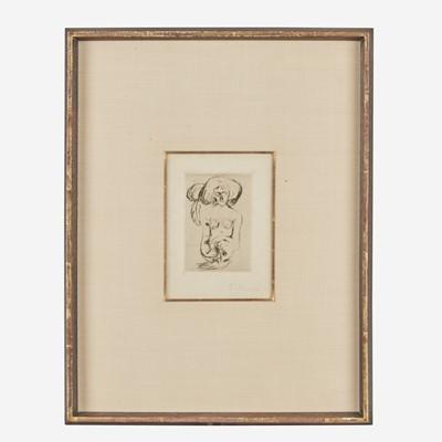 Lot 16 - Edvard Munch (Norwegian, 1863-1944)