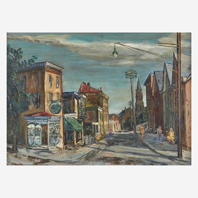 Lot 87 - Walter Emerson Baum (American, 1884-1956)