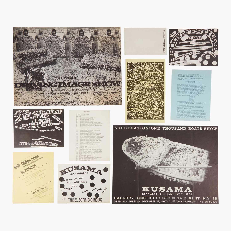 Lot 25 - [Art] Kusama, Yayoi