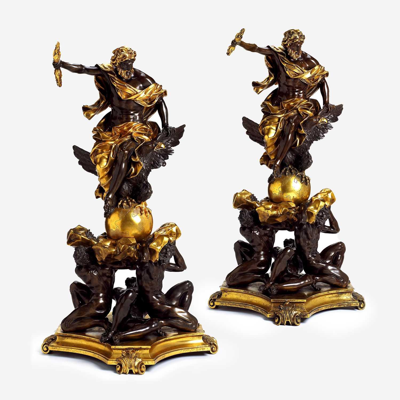 Lot 1 - After Alessandro Algardi called L'Algarde (Italian, 1598-1654)