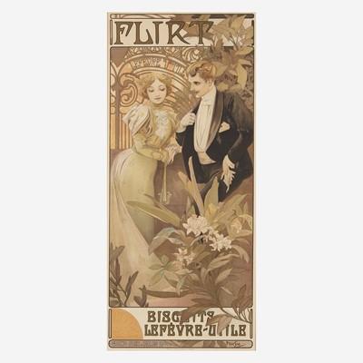 Lot 105 - [Posters] Mucha, Alphonso
