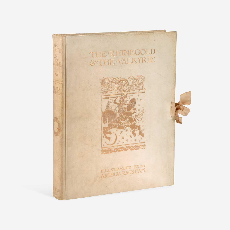 Lot 48 - [Children's & Illustrated] [Rackham, Arthur] Wagner, Richard