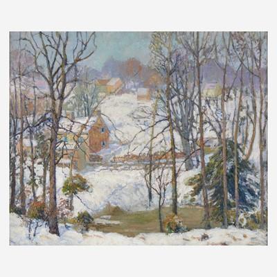 Lot 86 - Fern Isabel Coppedge (American, 1883–1951)