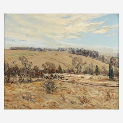 Lot 20 - Charles Morris Young (American, 1869–1964)