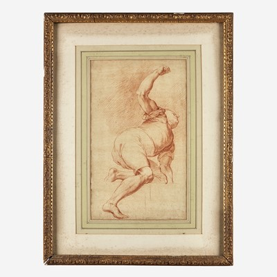 Lot 15 - Attributed to Edme Bouchardon (French, 1698–1762)