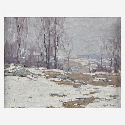 Lot 64 - John Fulton Folinsbee (American, 1892–1972)