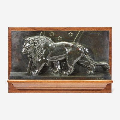 Lot 61 - After a Model by Antoine-Louis Barye (French, 1796-1875)