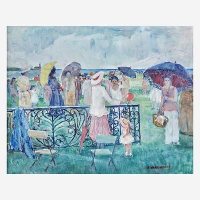 Lot 71 - Paulette Victorine J. Van Roekens (American, 1896–1988)