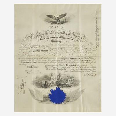 Lot 113 - [Presidential] Grant, Ulysses S.
