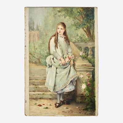 Lot 66 - Diana Coomans (Belgian, 1861–1952) and Heva Coomans (Belgian, 1860-1939)