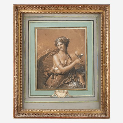Lot 27 - Manner of Joseph Marie Vien (French, 1716–1809)