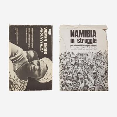 Lot 94 - [Posters] [Anti-Apartheid]