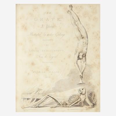 Lot 35 - [Children's & Illustrated] [Blake, William] Blair, Robert