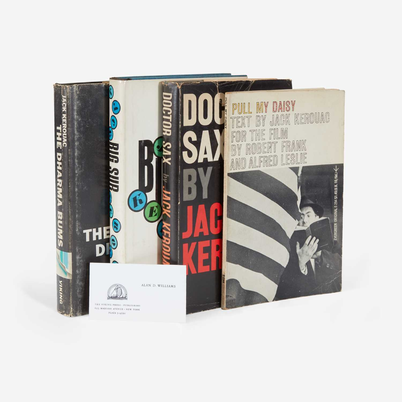 Lot 72 - [Literature] Kerouac, Jack