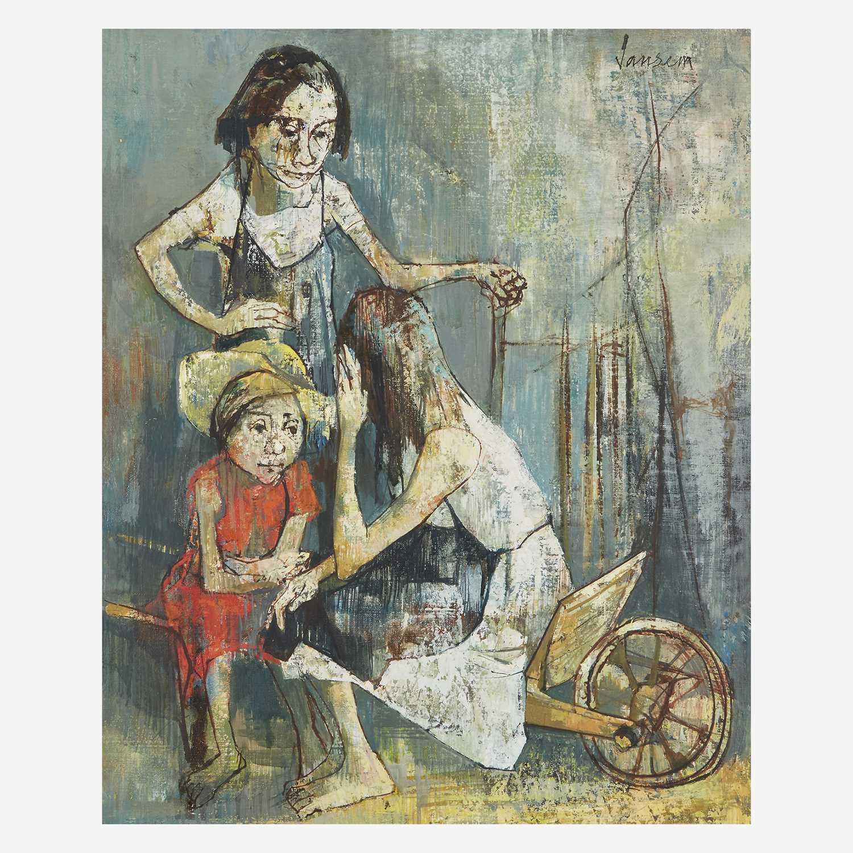 Lot 21 - Jean Jansem (French/Armenian, 1920-2013)
