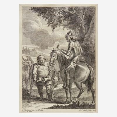 Lot 62 - [Literature] Cervantes de Saavedra, Miguel