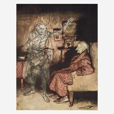 Lot 44 - [Children's & Illustrated] [Rackham, Arthur] Dickens, Charles