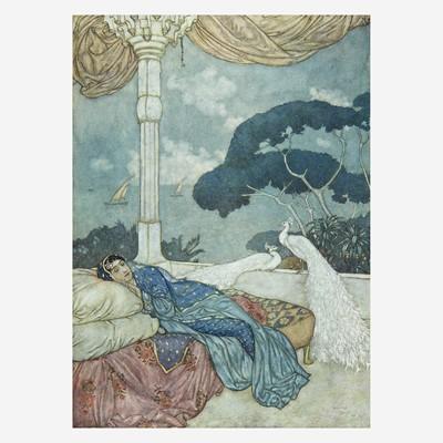Lot 37 - [Children's & Illustrated] [Dulac, Edmund] Fitzgerald, Edward (editor)