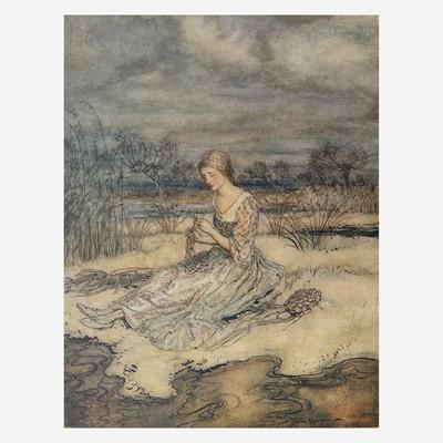 Lot 47 - [Children's & Illustrated] [Rackham, Arthur] Steel, Flora Annie (editor)
