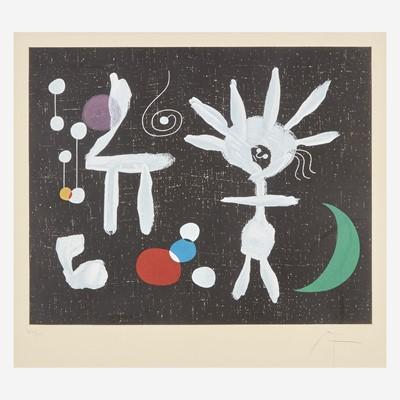 Lot 68 - After Joan Miró (Spanish, 1893-1983)