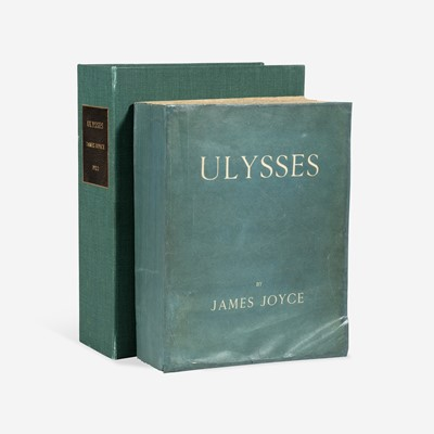 Lot 71 - [Literature] Joyce, James