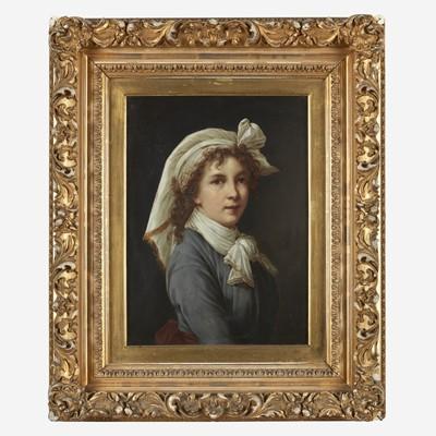 Lot 28 - After Elisabeth Louise Vigée Le Brun (French, 1755–1842)