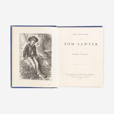 Lot 79 - [Literature] Twain, Mark (Samuel L. Clemens)