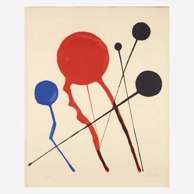 Lot 123 - [Prints] Calder, Alexander