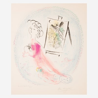 Lot 67 - Marc Chagall (French/Russian, 1887-1985)