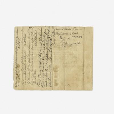 Lot 89 - [Native-Americana] [Quakers]